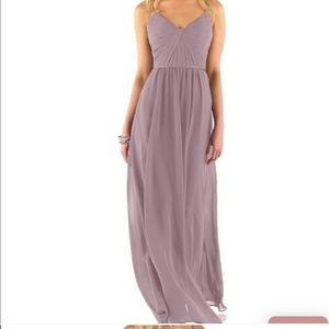 Sorella Vita Dusty Lavender Bridesmaids Dress